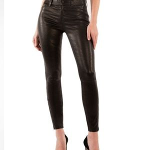 J Brand Faux Leather